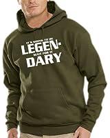 Legendary Kapuzen Sweatshirt - Pullover S-XXXL div. Farben