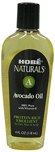 Hobe Naturals Avocado Oil, 4-Fluid Ounce (Pack Of 2)