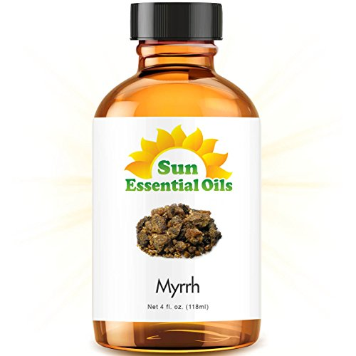 Myrrh (Large 4 ounce) Best Essential Oil