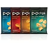 Popchips 6 Flavor Variety Pack .8oz (pack of 24)
