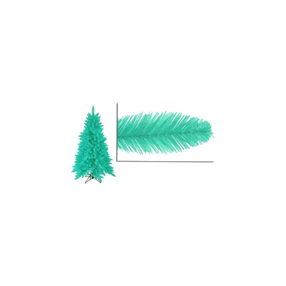 4.5 Pre Lit Slim Seafoam Ashley Spruce Christmas Tree