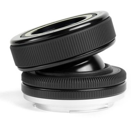 Lensbaby Composer Pro Canon EF includes Double Glass Lens Tilt Lens