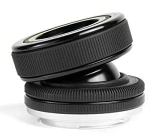 Lensbaby ComposerPro DG Objectif pour Nikon F 50 mm