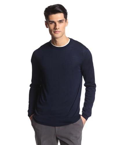 Salvatore Ferragamo Men's Crew Neck Sweater