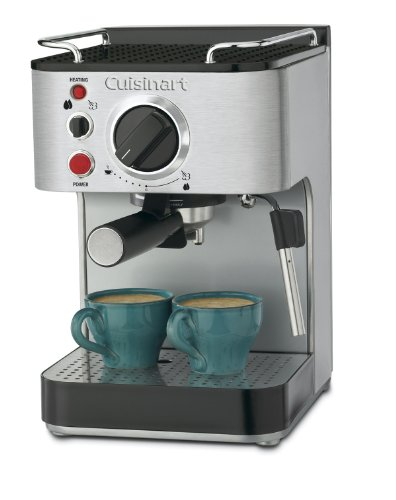 Cuisinart Coffee Maker Problems Leaking : 10 Best Home Espresso Machine Reviews [TOP Choice of 2017]