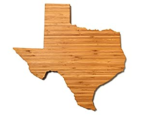 Aheirloom State of Texas Cutting Board