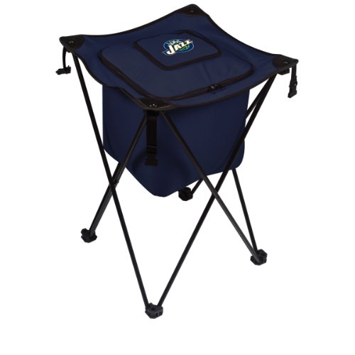 Nba Utah Jazz Sidekick Insulated Portable Cooler With Integrated Legs front-597400