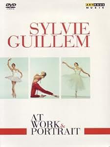 Sylvie Guillem At Work & Portrait
