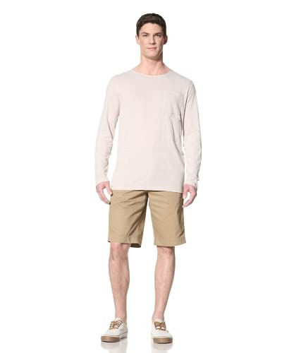 French Connection Men's Backfill Breton Tee