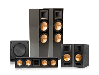 Klipsch RF-7 II Reference Series 5.1 Home Theater System (Black) from Klipsch