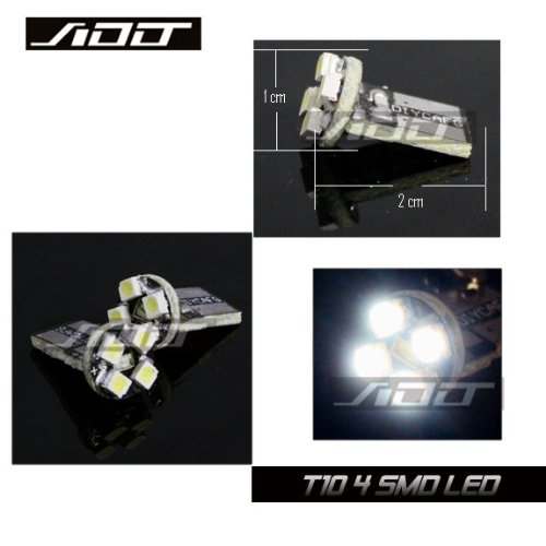 194 168 T10 Wedege SMD High Power Dome Lights