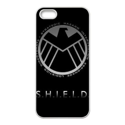 Agents of Shield DIY Durable Case for Iphone 5,5S,Agents of Shield custom case