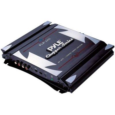 Pyle Pla2200 1400W 2 Ch Car Audio Amplifier Amp 1400 Watt 2 Channel