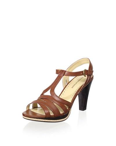 Adrienne Vittadini Women's Atlas Platform Sandal  - Cuoio