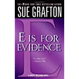 """E"" is for Evidenceby Sue Grafton"