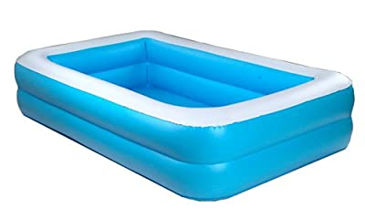 Wild and Wet Jumbo Oblong Paddling Pool