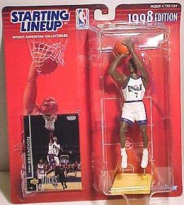 1998 NBA Starting Lineup - Terrell Brandon - Milwaukee Bucks - 1