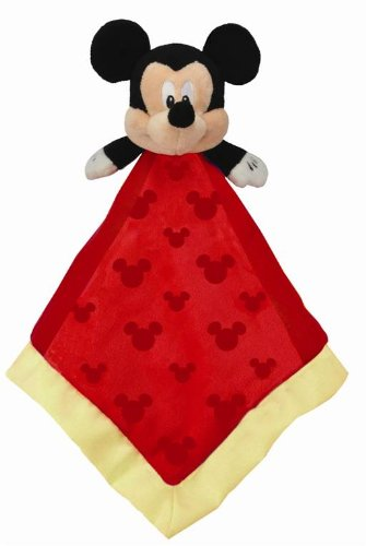 Disney Baby: Mickey Mouse Snuggle Blanky por Kids Preferred