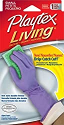 Playtex Living Gloves - Small: Pink