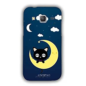 Designer Phone Covers - Samsung Core Prime-catty
