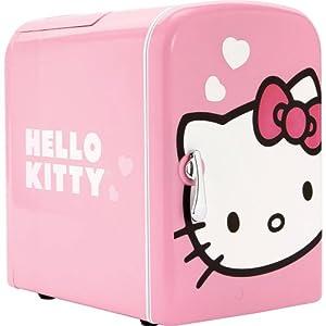 Hello Kitty Mini Refrigerator