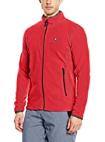 Peak Mountain Forro Polar Cartel (Rojo)