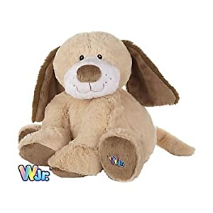 Webkinz Jr. Plush Stuffed Animal Tan Puppy