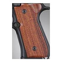 Hogue Beretta 92 Grips Coco Bolo Checkered