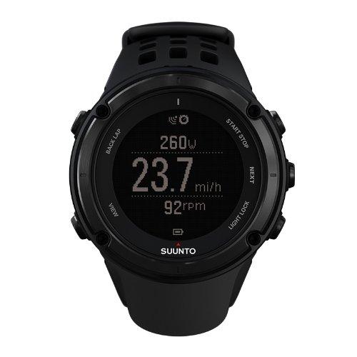 Multifunktionsuhr Armbanduhr/ Höhenmesser Suunto Ambit2 Black