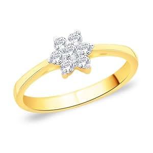 buy gift peora 925 silver 18 karat gold plated