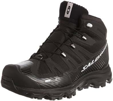Salomon Men's Synapse Winter CS WP Snow Boot,Black,7.5 M US
