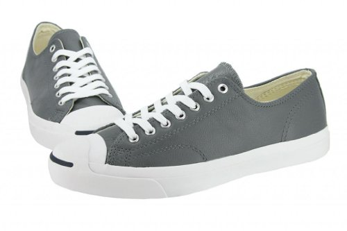 edfb9542ae00 Converse Unisex s CONVERSE JACK PURCELL LTT LEATHER OX CASUAL SHOES 7 5 Men  US 9