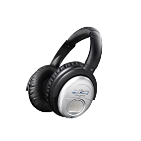 Amazon - Creative Aurvana X-Fi Noise-Canceling Headphones - $149.99