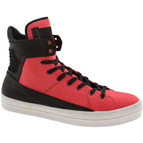 Android Homme Men's The Grid (coral pink / black)-11.0