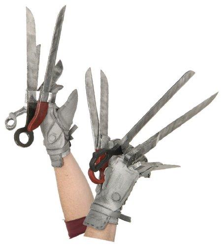 Edward Scissorhands Deluxe Glove Set