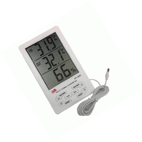 Dehang-LCD-Thermometer-Hygrometer-Temperature-Humidity-Meter-15m-Sensor-Wire