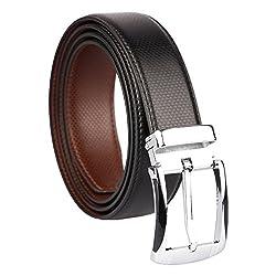 B&W Men's Belt- Reversible (30)
