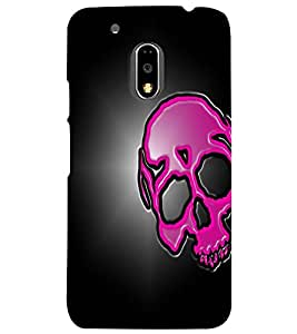 Motorola MOTO G4 PLUS MULTICOLOR PRINTED BACK COVER FROM GADGET LOOKS