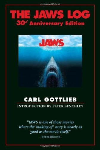 The Jaws Log: 30th Anniversary Edition (Newmarket Insider...