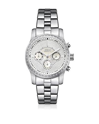 JBW Reloj con movimiento cuarzo suizo Woman Vixen Plateado 37 mm