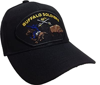 Buffalo Soldiers Hat