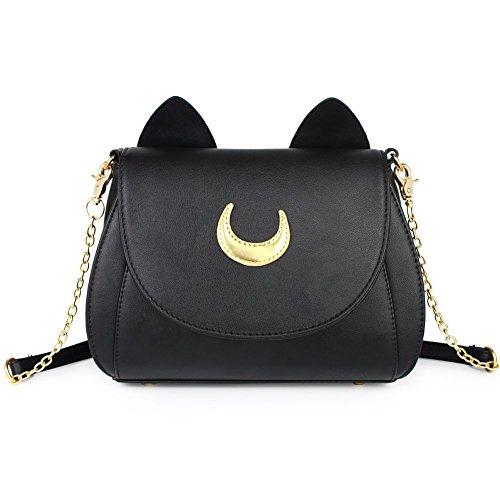 Cosplay Sailor Moon 20th Tsukino Usagi PU Leather Women Handbag Shoulder Bag