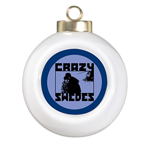[Best Friend Ball Ornaments CRAZY SWEDES Mini Halloween Ball Ornaments Movies] (Best Cult Halloween Movies)