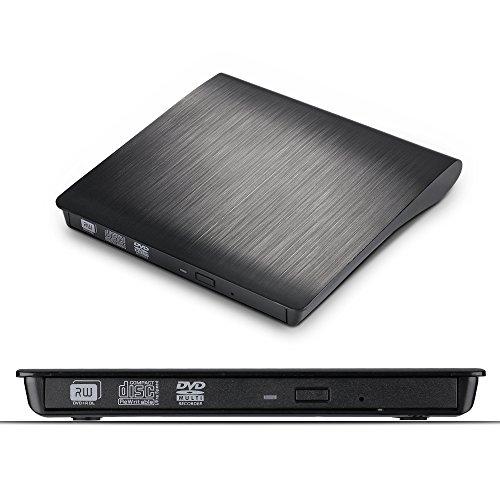 VicTsing-USB-30-Ultra-Portable-External-CD-DVD-RW-DVD-ROM-DriveWriterBurner-for-Mac-Macbook-Pro-Air-iMAC-Laptops-Desktops-NotebooksBlack