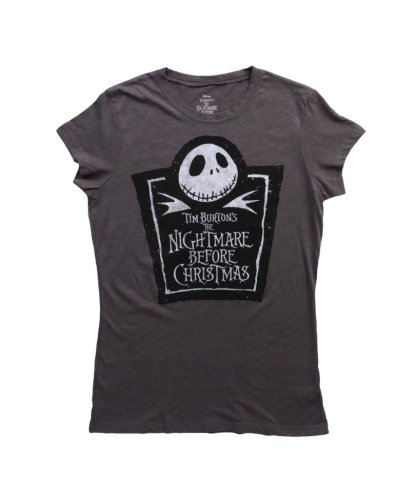 Mighty Fine Nightmare Before Christmas Jack Juniors L