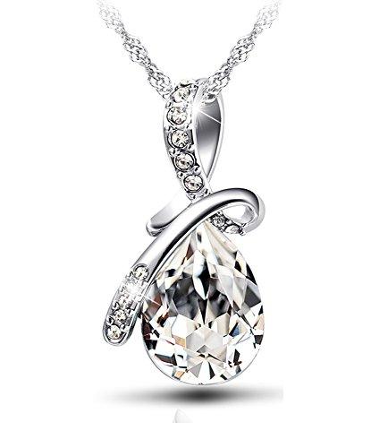 Celebrity Jewellery Clear Swarovski Elements