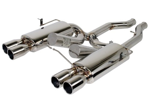 aFe 49-36304 304 Stainless Steel Cat Back Exhaust System