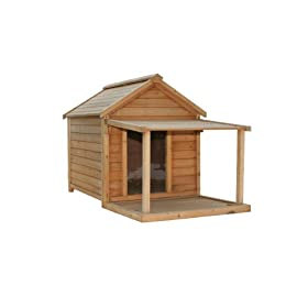 Easy Dog House Plans - Squidoo : Welcome to Squidoo