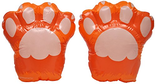 Ani-Maulz Giant Inflatable Animal Mitts - Cat
