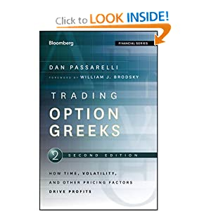 Trading Options Greeks: How Time, Volatility, and Other Pricing Factors Drive Profits (Bloomberg Financial) book